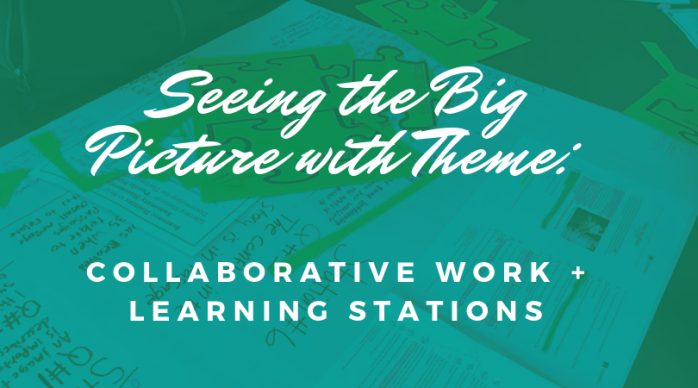 Seeing the Big Picture with Theme: Collaborative Work +